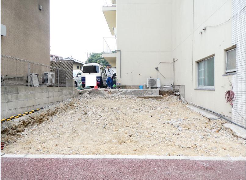 小倉北区清水4丁目売土地